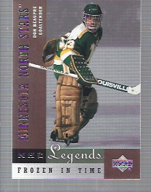 2001-02 Upper Deck Legends #75 Don Beaupre