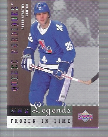 2001-02 Upper Deck Legends #76 Peter Stastny