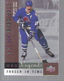 2001-02 Upper Deck Legends #77 Michel Goulet