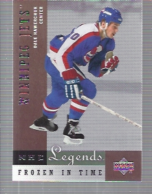 2001-02 Upper Deck Legends #78 Dale Hawerchuk