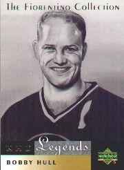 2001-02 Upper Deck Legends Fiorentino Collection #FCBH Bobby Hull