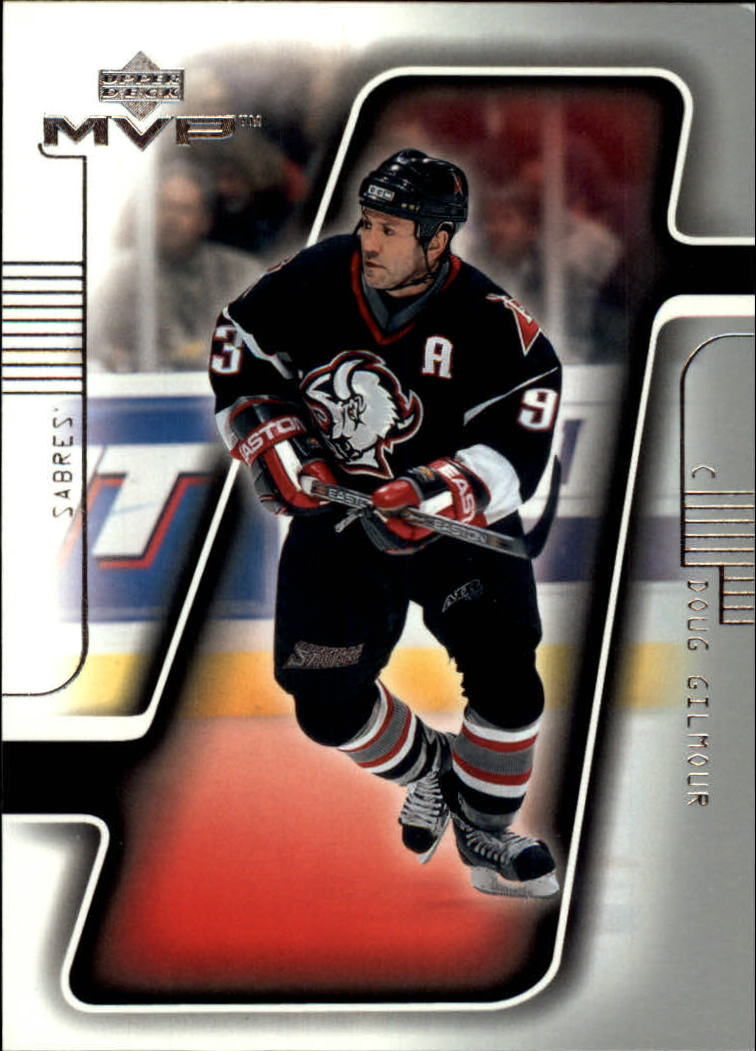 2001-02 Upper Deck MVP #19 Doug Gilmour