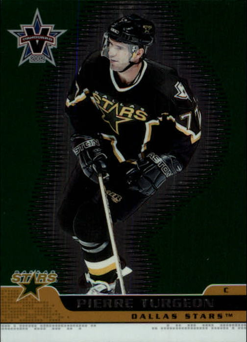 2001-02 Vanguard #33 Pierre Turgeon