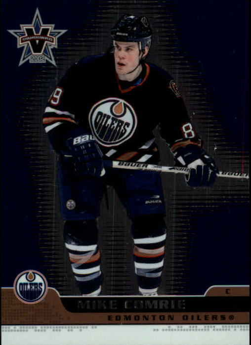 2001-02 Vanguard #39 Mike Comrie