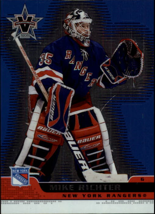 2001-02 Vanguard #66 Mike Richter