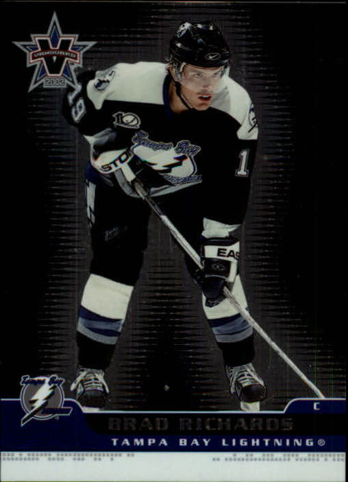 2001-02 Vanguard #90 Brad Richards