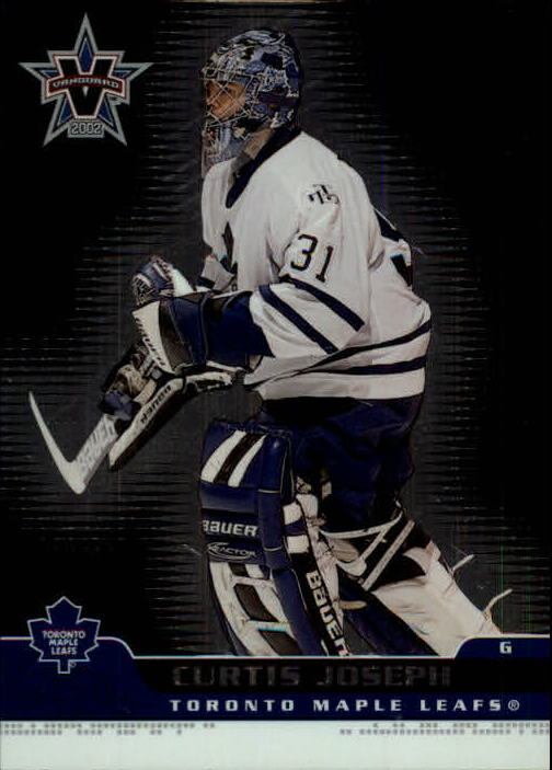 2001-02 Vanguard #92 Curtis Joseph