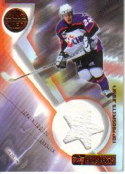2001-02 UD Prospects Jerseys #JJT Jordin Tootoo
