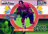 2002 BAP NHL All-Star History #28 Guy Lafleur