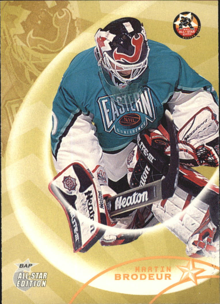 2002-03 BAP All-Star Edition #7 Martin Brodeur