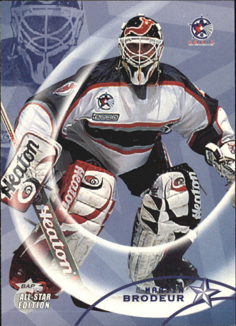 2002-03 BAP All-Star Edition #9 Martin Brodeur