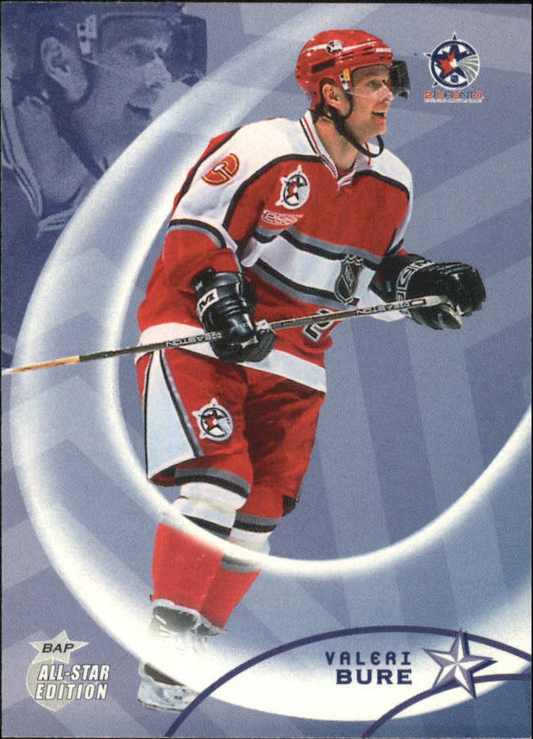 2002-03 BAP All-Star Edition #10 Valeri Bure