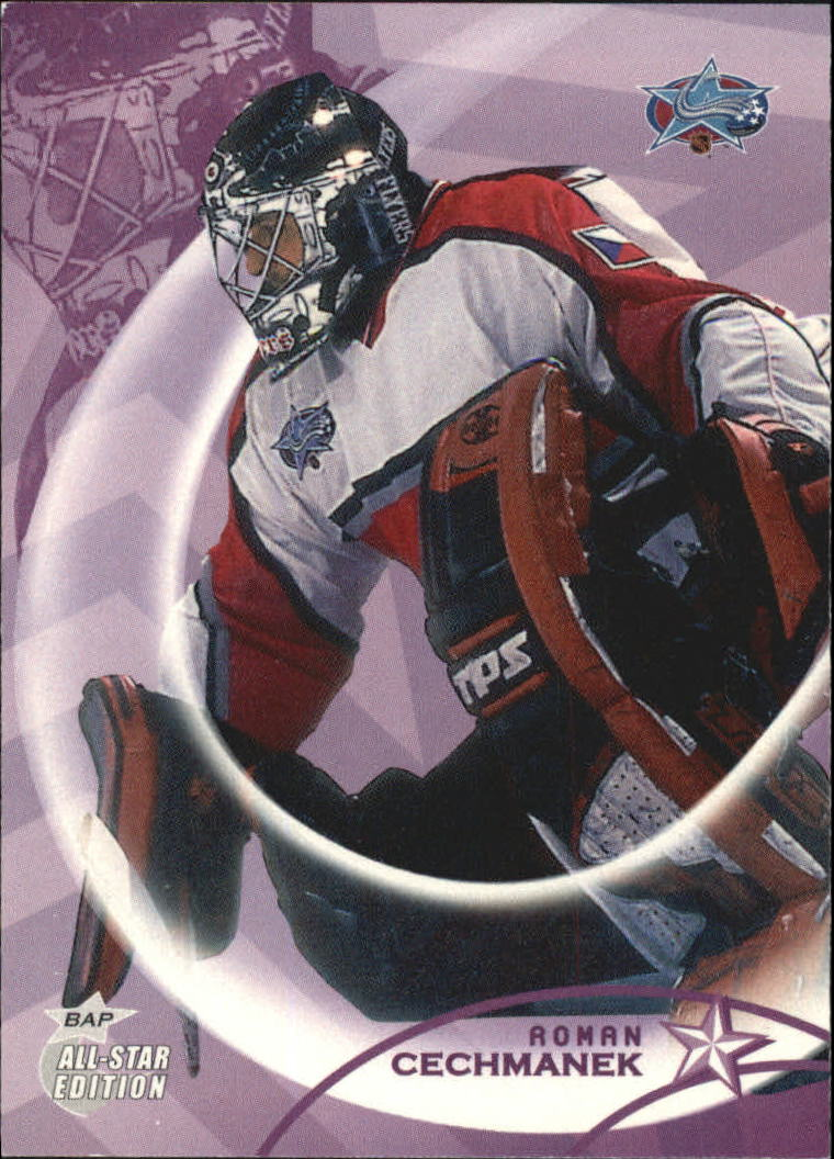 2002-03 BAP All-Star Edition #14 Roman Cechmanek