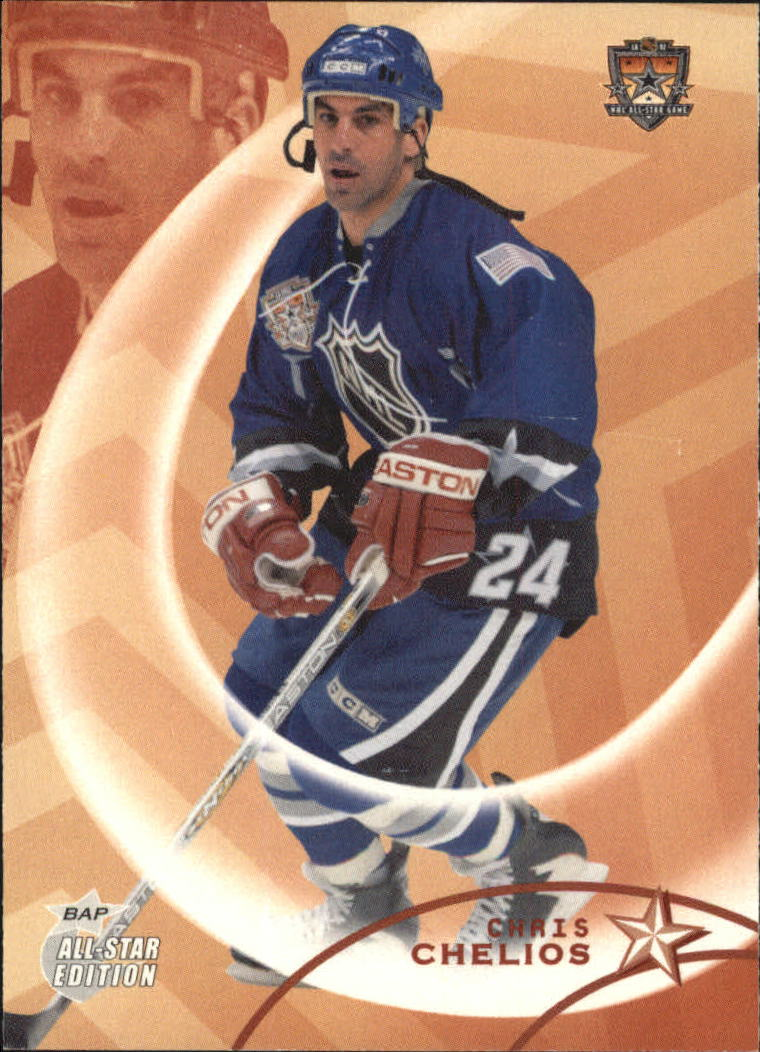 2002-03 BAP All-Star Edition #15 Chris Chelios