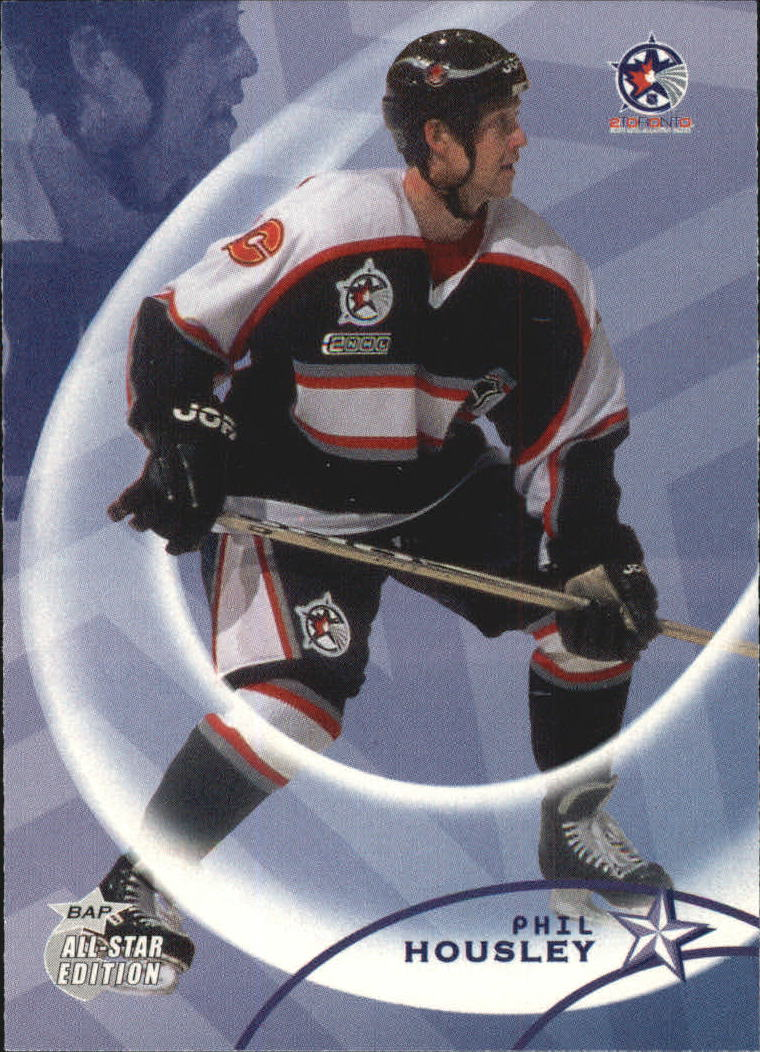2002-03 BAP All-Star Edition #30 Phil Housley front image