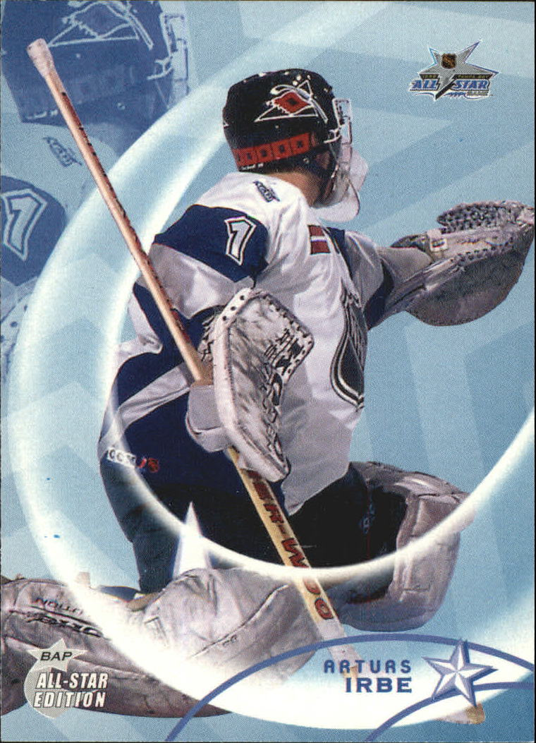2002-03 BAP All-Star Edition #33 Arturs Irbe