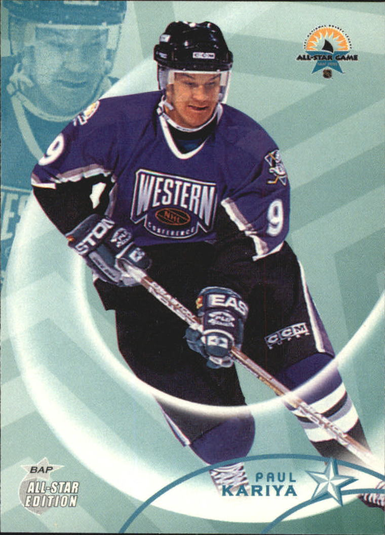 2002-03 BAP All-Star Edition #41 Paul Kariya