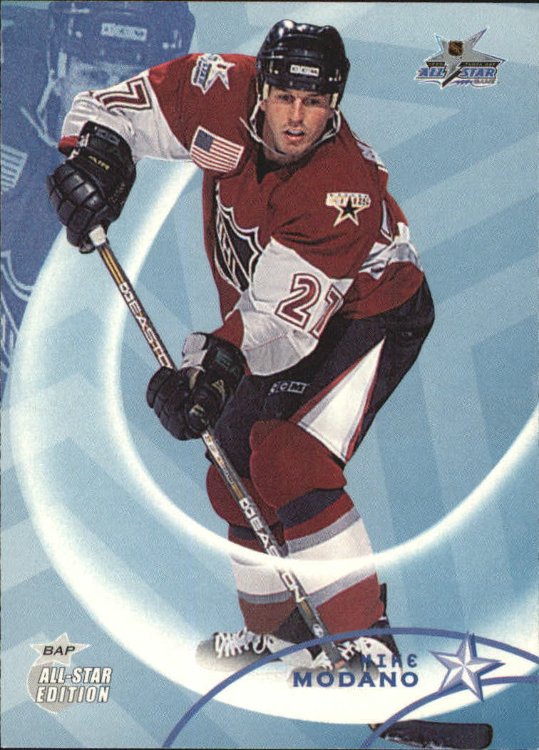 2002-03 BAP All-Star Edition #60 Mike Modano