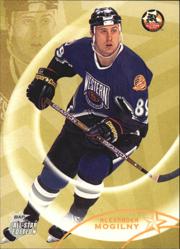 2002-03 BAP All-Star Edition #62 Alexander Mogilny