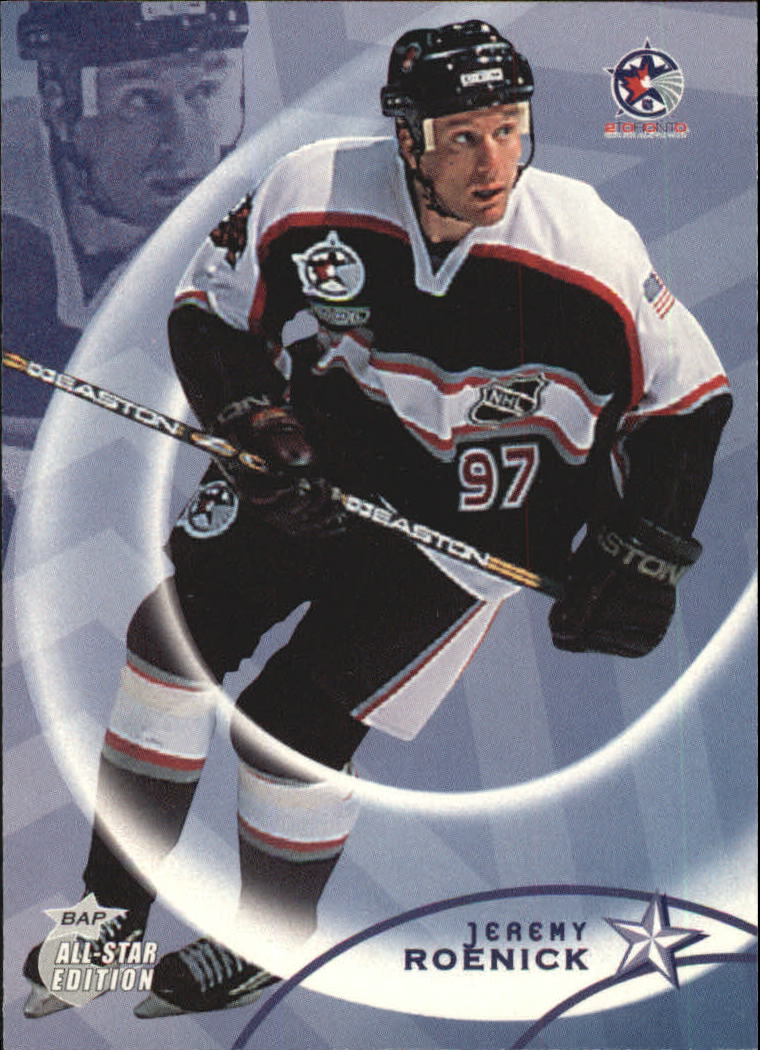 2002-03 BAP All-Star Edition #76 Jeremy Roenick