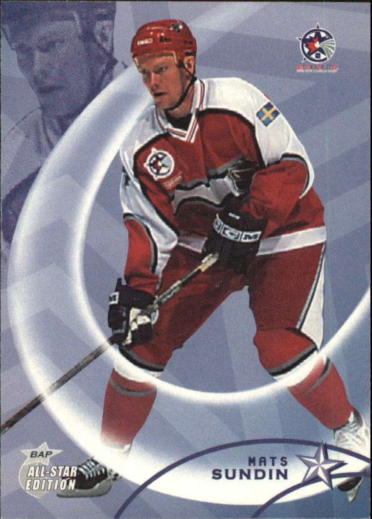 2002-03 BAP All-Star Edition #88 Mats Sundin
