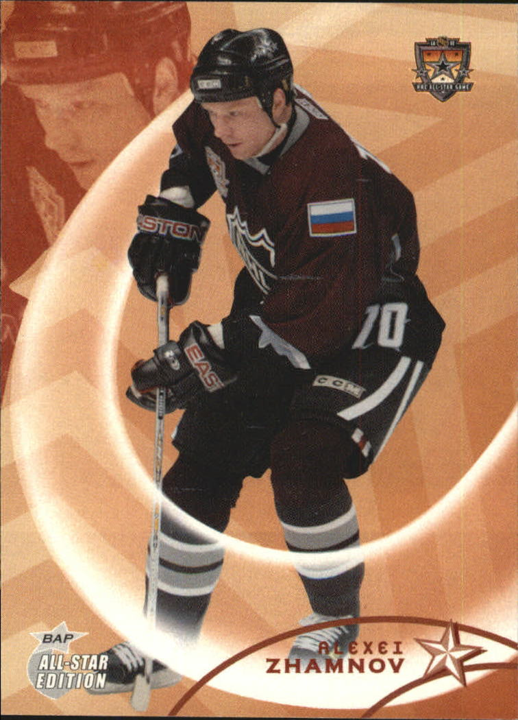 2002-03 BAP All-Star Edition #100 Alexei Zhamnov