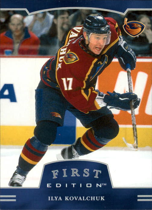 2002-03 BAP First Edition #134 Ilya Kovalchuk