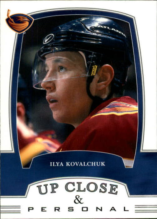 2002-03 BAP First Edition #318 Ilya Kovalchuk UC