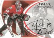2002-03 Between the Pipes Goalie Autographs #1 Martin Biron/50*