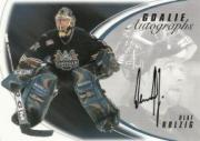 2002-03 Between the Pipes Goalie Autographs #13 Olaf Kolzig/50*
