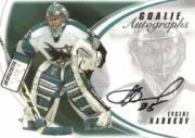 2002-03 Between the Pipes Goalie Autographs #16 Evgeni Nabokov/50*