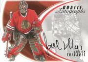 2002-03 Between the Pipes Goalie Autographs #23 Jocelyn Thibault/50*