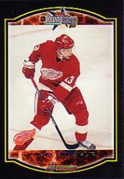 2002-03 Bowman YoungStars Silver #123 Pavel Datsyuk