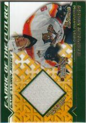 2002-03 Bowman YoungStars Jerseys #SW Stephen Weiss