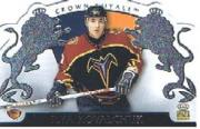 2002-03 Crown Royale #5 Ilya Kovalchuk