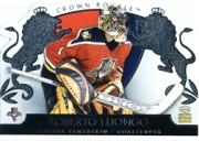 2002-03 Crown Royale #43 Roberto Luongo