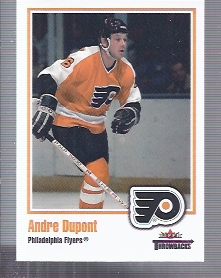 2002-03 Fleer Throwbacks #22 Andre Dupont