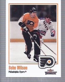 2002-03 Fleer Throwbacks #86 Behn Wilson