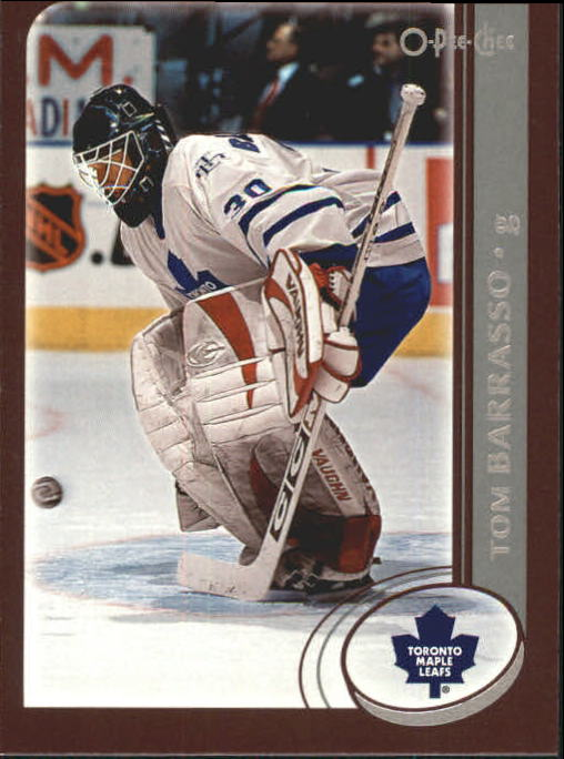 2002-03 O-Pee-Chee #66 Tom Barrasso