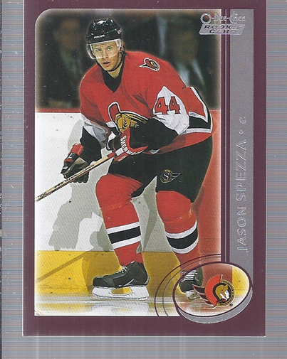 2002-03 O-Pee-Chee #335 Jason Spezza RC