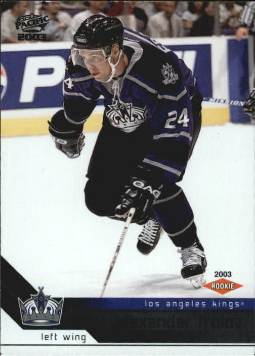 2002-03 Pacific #408 Alexander Frolov RC