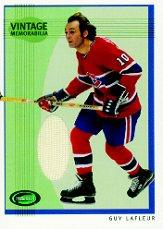 2002-03 Parkhurst Vintage Memorabilia #VM9 Guy Lafleur