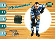 2002-03 Parkhurst Retro Nicknames #RN13 Ace Bailey/20*