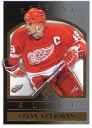2002-03 Private Stock Reserve Elite #4 Steve Yzerman