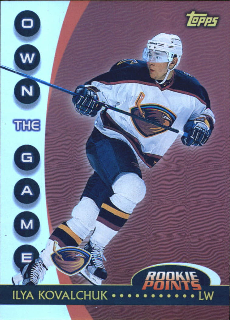 2002-03 Topps Own The Game #OTG12 Ilya Kovalchuk