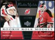 2002-03 Upper Deck Rookie Update #107 Martin Brodeur RRM