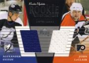 2002-03 Upper Deck Rookie Update #149C Alexander Svitov/John LeClair