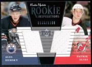 2002-03 Upper Deck Rookie Update #158C A.Hemsky RC/P.Elias