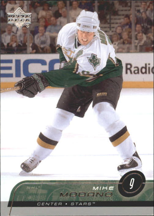 2002-03 Upper Deck #56 Mike Modano