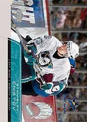 2003 Upper Deck All-Star Promos #S2 Stanislav Chistov AU